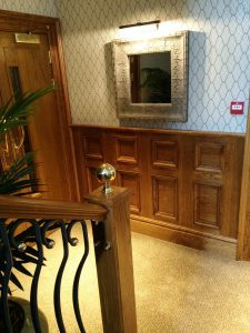 electrical contractor for hotel refurb