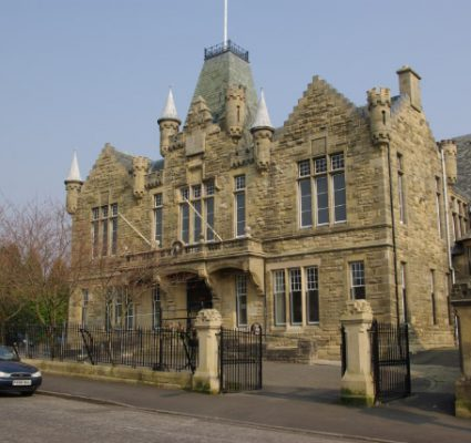 electrical upgrade of historic building