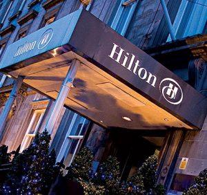 Hilton Hotel Pump Control