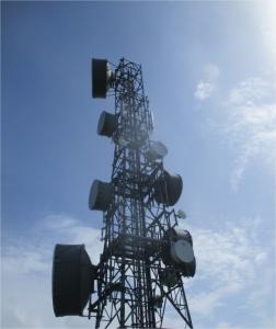 radio tower upgrade
