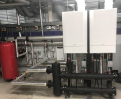 commercial plumbing and heating systems