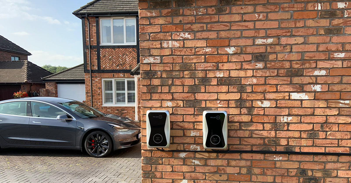 ev charging system grants