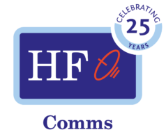 HF Comms is 25 Years old
