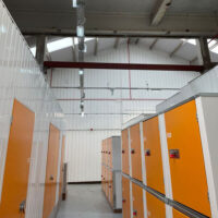 Warehouse LED lighting replacement services
